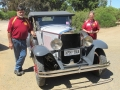 Best Overall Vehicle - Alan & Marlene Hagger--1929 Graham Paige 615 Roadster