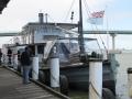 Oscar at Wharf