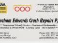 GECR Business Cards